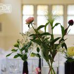 Hochzeitsdekoration, Tischdekoration Pfingsrosen