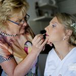Brautstyling vor der Hochzeit: Lippenstift zum Schluss